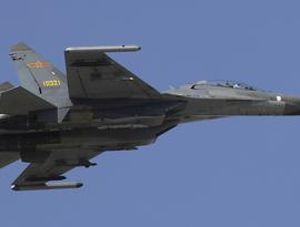 China is upgrading their Air Force
